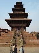 Nyatpole Temple - Bhaktapur