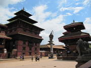 Patan Durbar Square - Nepal.