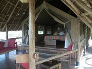 Tented Camp Accommodation in Africa