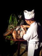 Dinner @ Xep Beach, Phu Yen, Vietnam.