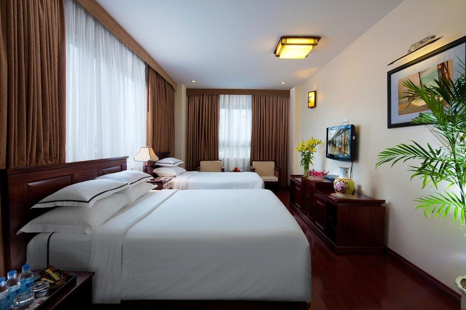 Family room at Hanoi Imperial Hotel