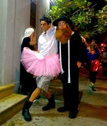 HalloweenParadeOurNeighbors
