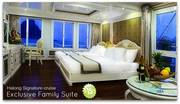 Signature Halong cruise Exclusive Family Suite