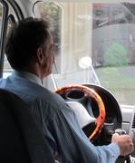 Driver in Istanbul (PIR)