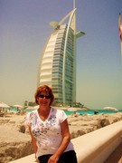 Ann travels the world-from Dubai, UAE