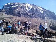 Climb Kilimanjaro with YHA-Kenya Travel,Mountain Adventures,Small Group Adventures