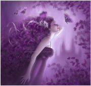 fairies of the violet ray