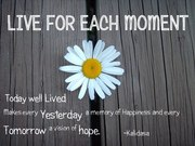 -Live-for-Each-Moment