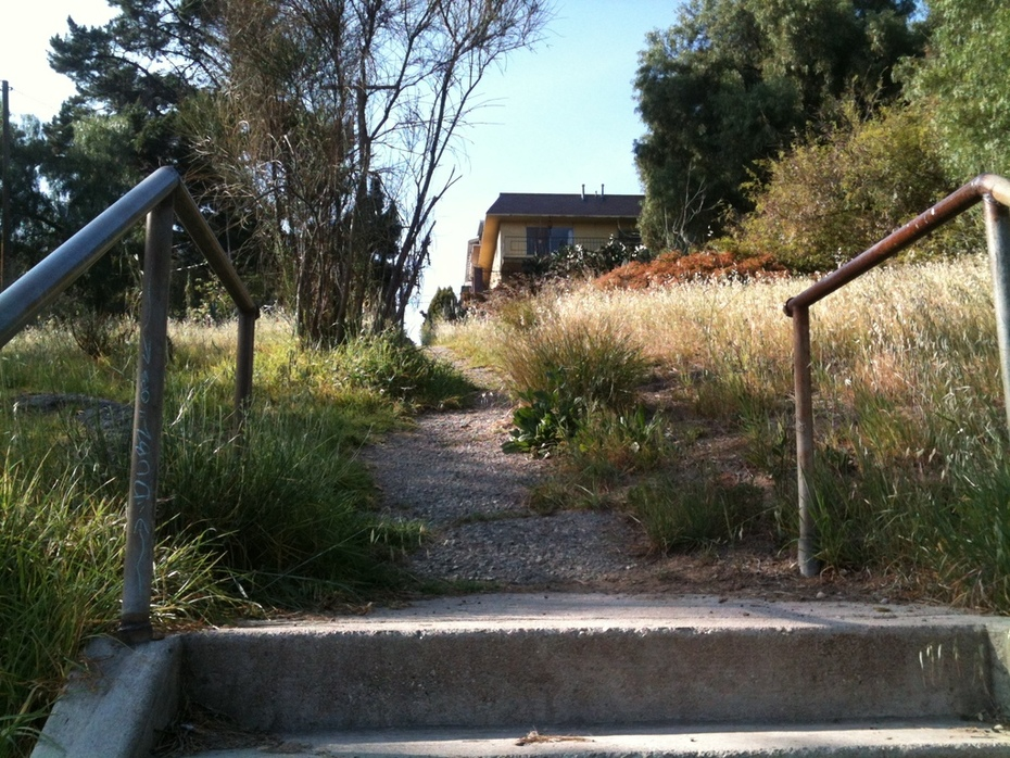 Secret Stairs: Echo Park Walk 16 and 17