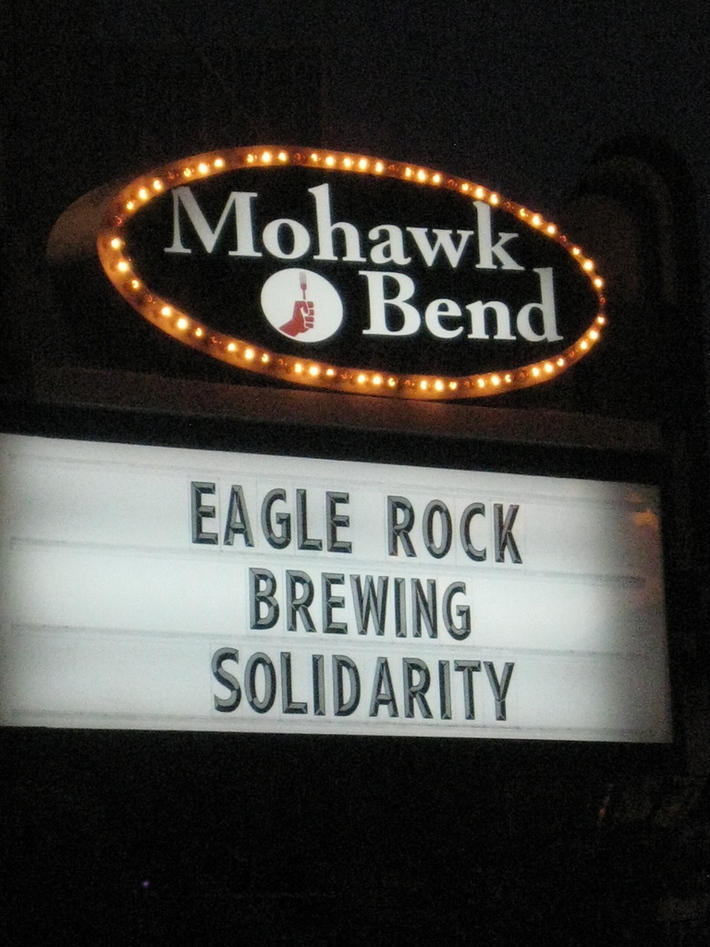 Mohawk Bend opens in Echo Park