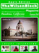 ThaWilsonBlock Magazine Issue34 Apple Edition