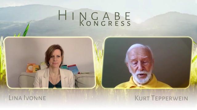 Hingabe Online Kongress Kurt Tepperwein