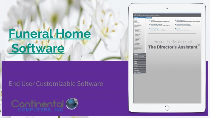 Funeral Home Software, Funeral Home Management Software