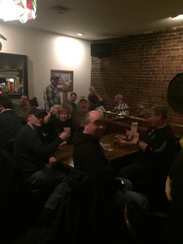 January Meeting at Plymouth