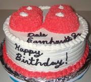 Dale Earnhardt Jr. cake