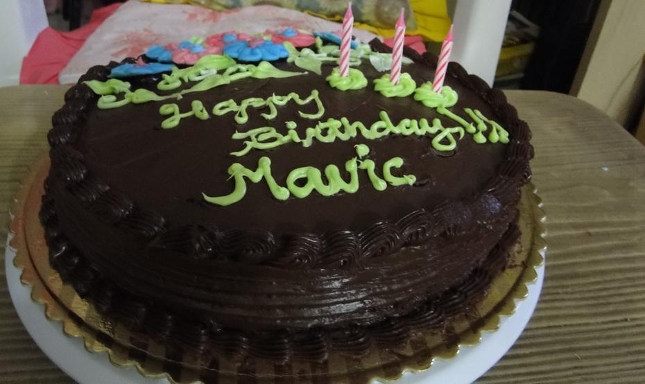 Birthday Cake Madness