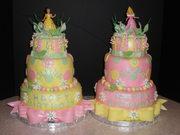 Cakes by Creative Celebration Cakes