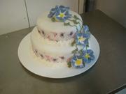 My Mom's birthday cake