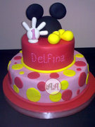 Disney´s Cakes - Personajes de Disney
