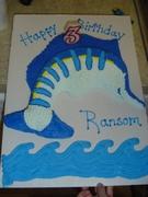 Sailfish Cake