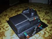 PS 3 cake