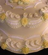 """ Victorian Ruffle & Roses"""