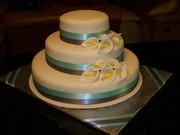 Blue & Platinum Wedding 4