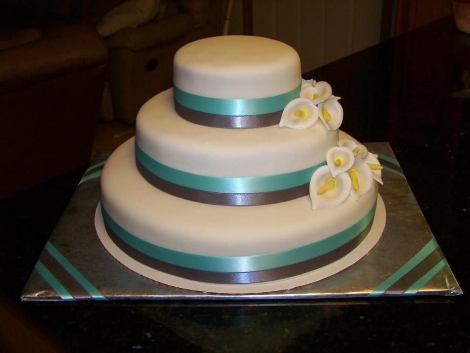 Blue & Platinum Wedding 3