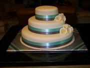 Blue & Platinum Wedding1
