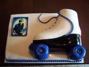 Justin Bieber Roller Skate