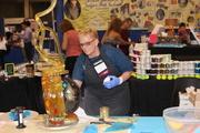 Julie Bashore's sugar sculpture