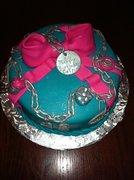 Tiffany Bracelet Cake