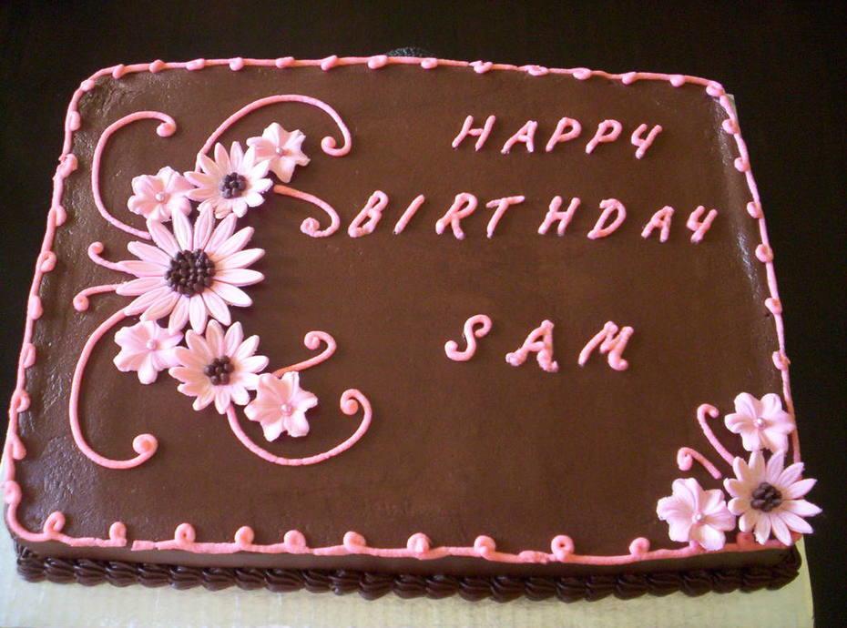SAM'S BIRTHDAY CAKE 003