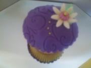 First Communion / Birthday Cupcake