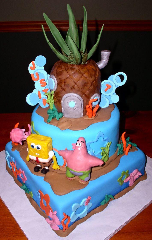 SpongeBob Cake #2