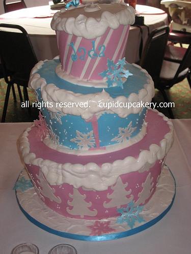 Prime Topsy Turvy Winter Birthday Cake 612F Cake Decorating Funny Birthday Cards Online Eattedamsfinfo