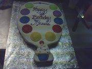 """cupcake"" necklace cupcake cake"