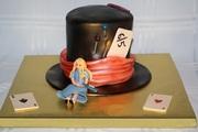 Hat of Mad Hatter (Alice in Wonderland)