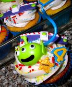 Toy Story Cupcakes - Birthday Boy's
