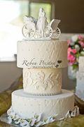 Wedding Cake for Bridal Show