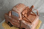 Tow Mater back view