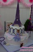 sofia the first cakae