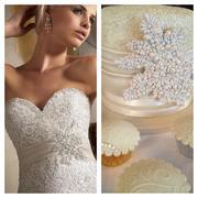 Fondant Fetish - Alicia Wedding Cake