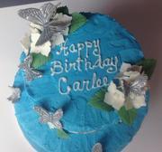 Carlee's Birthday Cake