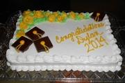 Dylan's Graduation Cake