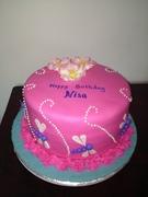 Nisa's cake
