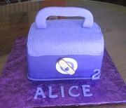 Doc Mcstuffins theme birthday cake