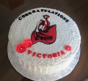 CAL STATE NORTHRIDGE COLLEGE CAKE