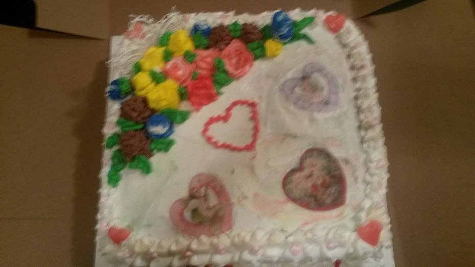 Latia's Sweeties cake