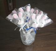 Bunny Easter Cake Pops